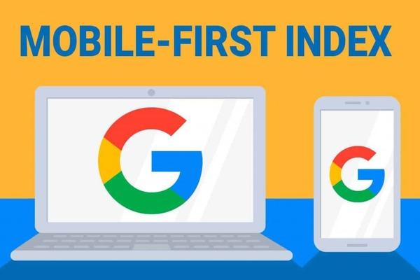 mobile index first de google
