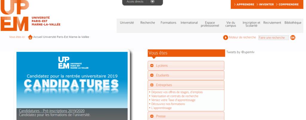 arborescence seo-friendly de votre site web
