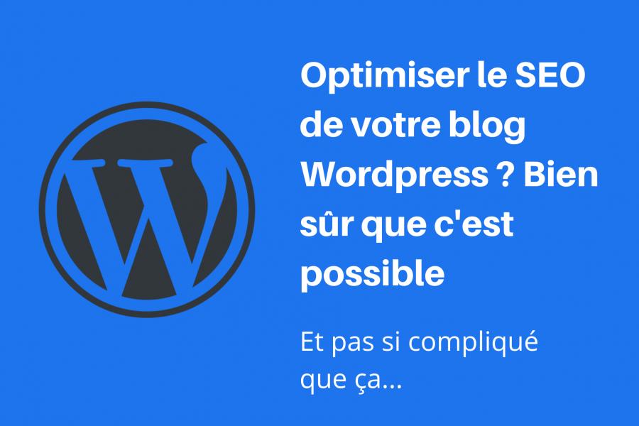 optimisation seo wordpress