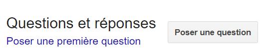 laisser un message fiche google mybusiness
